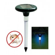 Solar rodent repeller vibrating MR13S s LED lampou