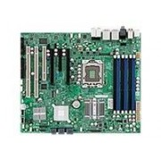 SUPERMICRO X8SAX - Carte-mère - ATX - Socket LGA1366 - X58 - FireWire - 2 x Gigabit LAN - audio HD (8 canaux)