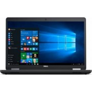 Laptop Dell Precision M3510 Intel Core Skylake i7-6820HQ 256GB 8GB FirePro W5130M 2GB Win10 FHD