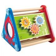 Hape Take-Along Wooden Toddler Activity Skill Building Box