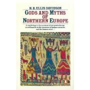 Gods and Myths of Northern Europe by Hilda Ellis Davidson
