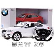 Modelo del coche del vehículo del coche, accionado por control remoto de coches BMW Serie 6 1:14 incluyendo el control remoto - BLANCO