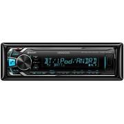 Kenwood KMM-303BT Radio para coche (FM, Bluetooth, USB), negro