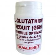 L-Glutathion réduit Qualidiet 60 gélules