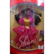 Barbie NICHELLE Shami Doll - The Marvelous World of Shami & Her Friends! (1991 Mattel)