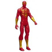 Marvel Spider-Man Titan Hero Series Iron Spider Figure