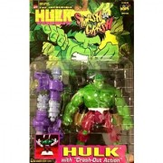 The Incredible Hulk Smash and Crash Hulk with Crash-out Action