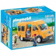 Playmobil City Life: School Van (6866)