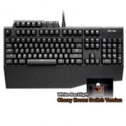 Teclado Gigabyte Gaming Aivia Osmium Brown Multimedia Puerto de Extension USB 3.0 Negro Retroiluminado