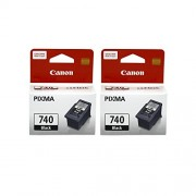 Canon Combo of 2 PG-740 Ink Cartridge (Black)