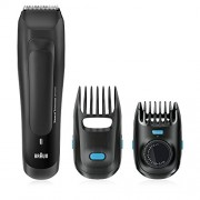 Braun BT5050 Beard Trimmer for Men Cordless and Rechargeable Electric Hair Cutting Machine