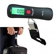 Mini Balança Digital para Bagagem mala 50Kg CBRN01514
