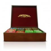 Twinings cutie lemn 12 compartimente