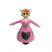 Nubela Princess Dance 3D Light Music Dancing Princess Barbie Girl Robot Gift Toy For Kids (Colour May Wary)