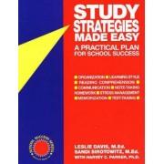Study Strategies Made Easy by Leslie Davis
