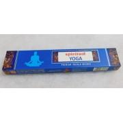 Spiritual Yoga indiai füstölő/Cikksz: 143035