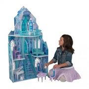 KidKraft - Mansion Frozen Snowflake, casa de muñecas (65881)