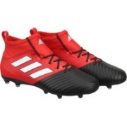 Adidas ACE 17.2 PRIMEMESH FG Football Shoes(Red)