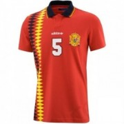 Spanyol válogatott szurkolói adidas galléros póló