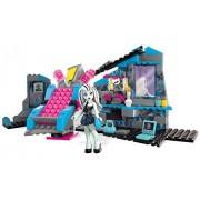 Mega Bloks Monster High Frankie Stein'S Electrifying Room Building Set