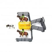 Big Country Toys Roper Set - Black - 428