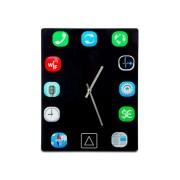 Orologio da parete smartphone