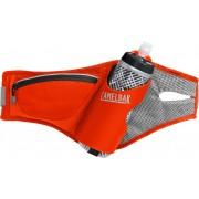 CamelBak Delaney System hydratacyjny Podium Chill czerwony/czarny Pasy do biegania