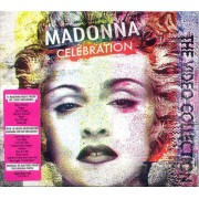 Madonna - Celebration: The Collection (0075993998191) (2 DVD)