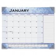 Slate Blue Desk Pad, 22 X 17, Slate Blue , 2017