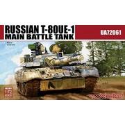modelcollect ua72061 Modellino Russian T 80ue 1 Main Battle Tank