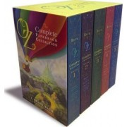 Oz, the Complete Paperback Collection by L Frank Baum