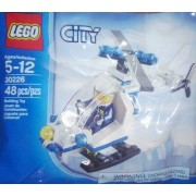 Lego, City, Police Helicopter Bagged (30226) by LEGO