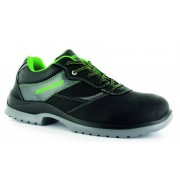 Dunlop Sicherheits und Arbeitsschuh, dynamisches Design, Farbe schwarz, Gr.44