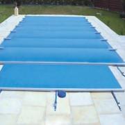 APF Couverture à barres 4 saisons SUMMUM FLEX sur mesure pour piscine