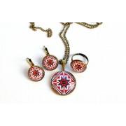 Set bijuterii model traditional 0606