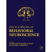 Encyclopedia of Behavioral Neuroscience: Volume 1-3 by Dr. George F. Koob