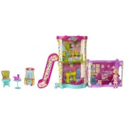 Polly Pocket Designables Courtyard and Bedroom Playset by Polly Pocket