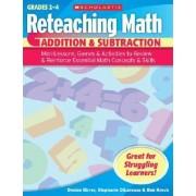 Addition & Subtraction, Grades 2-4 by Denise Birrer