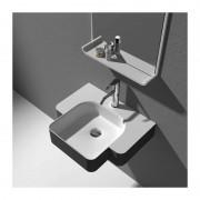 Distribain Plan vasque solid surface Réf : SDWD38185