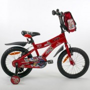 Bicicleta Taz BMX 16 Ironway