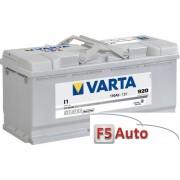 Acumulator VARTA Silver Dynamic 110AH