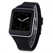 Smartwatch X6S Bluetooth Compatibil MicroSD si SIM Cu Camera Negru Resigilat