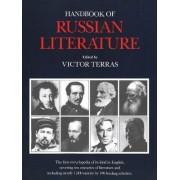 Handbook of Russian Literature by Victor Terras