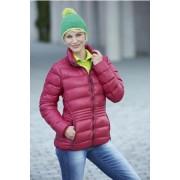 Dámská zimní bunda James & Nicholson Ladies' Winter Down Jacket