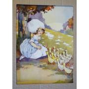 Illustration Do Take Us To The Pond! De Agnes Richardson
