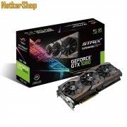 ASUS Nvidia Geforce STRIX-GTX1080-A8G-GAMING 8GB DDR5 PCI Express Videokártya (3 év garancia)