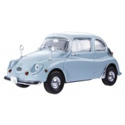 Super Sound Premium SUBARU 360 SuperDX 1967 Blue Gray (japan import)
