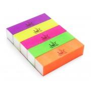 Set buffer Neon diferite culori, duritate 120, art. nr.: 10131