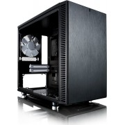 Fractal Design Define Nano S ITX-Tower Zwart computerbehuizing
