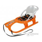 Sanie copii Snow Tiger Comfort, portocaliu